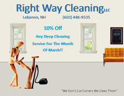 right way cleaningnews right way cleaning rwc deep clean ad