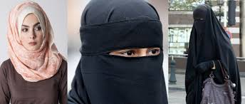 Image result for no niqab
