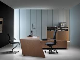 awesome cool contemporary home office design idea with charming wooden desk charming cool office design