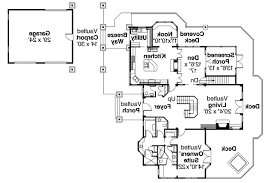 Bungalow House Plans   Colorado     Associated Designs    Bungalow House Plan   Colorado     First Floor Plan