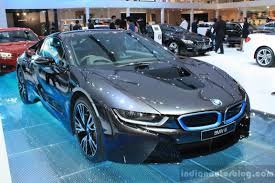bmw to expand network to outlets by  bmw i8 at 2014 bangkok motor show front quarter