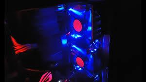 Бюджетный <b>вентилятор</b> с подсветкой - <b>Deepcool Wind Blade</b>. Как ...