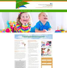 maryland website design digital marketing social media seo agency child care provider website
