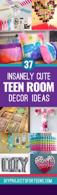 cute diy room decor ideas for teens best diy room decor ideas from pinterest bedroom teen girl rooms cute bedroom ideas