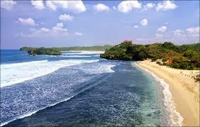 Image result for pantai sepanjang
