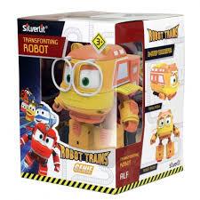 <b>Robot Trains Трансформер Джинни</b> (yellow) - отзывы об Robot ...