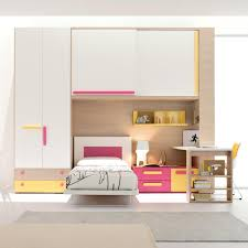 girls bedroomstudy furniture set yellow pink by clever has bridge wa at my italian living ltd bedroom kids bedroom sets e2 80