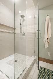 spa bathroom showers:  images about home bathroom on pinterest modern bathrooms master bath and white subway tiles
