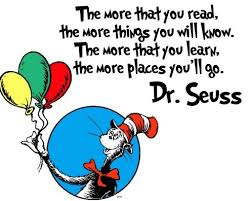 Dr Seuss quote | Change by Doing via Relatably.com