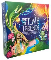 <b>Настольная игра STRATEG The</b> time of legends — купить по ...