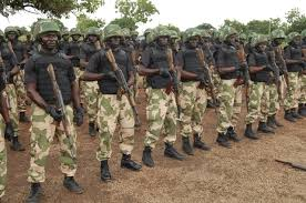 Image result for Nigerian Army is picture
