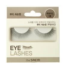 Купить <b>накладные ресницы Eyelash Clear</b> The Saem, отличные ...
