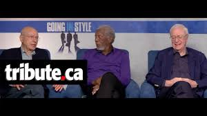 michael caine morgan man and alan arkin going in style michael caine morgan man and alan arkin going in style interview