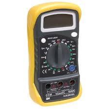 <b>Мультиметр IEK Master</b> MAS838L от 730 р., купить со скидкой на ...