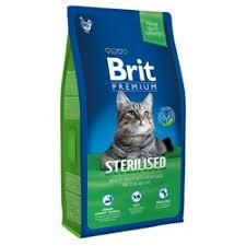 <b>Корма Brit</b> (Брит) для кошек   Купить в Москве