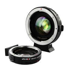 Купить Адаптер <b>Viltrox EF</b>-<b>M2 II</b> v.2 (Canon EF - Micro 4/3) в ...