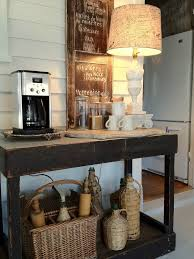 home coffee station 7 attractive coffee bar home 4