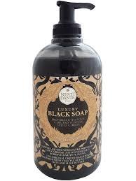 <b>Жидкое мыло</b> Luxury Black / Роскошное чёрное, 500 мл <b>Nesti</b> ...