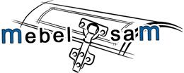 Толкатель <b>K</b>-<b>Push</b> L=<b>13мм накладной</b>+крепление серый Italy ...