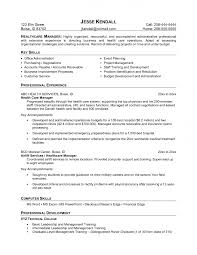 job resume objective for medical resume and healthcare job resume healthcare resume objective and healthcare management skills list objective for medical resume and healthcare