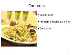 barilla spagethi case study