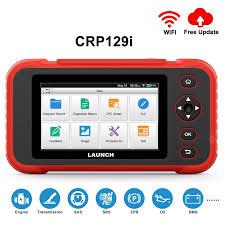 <b>LAUNCH X431 CRP129i</b> OBD2 Diagnostic Tool Airbag Code ...