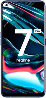 <b>Смартфон Realme 7</b> Pro 8/128GB mirror blue (зеркальный синий ...