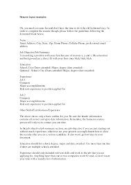 resume layout examples getessay biz resume layout examples by tomneuville1982 inside resume layout