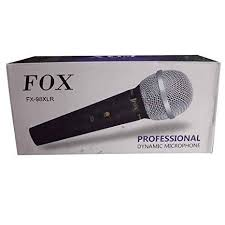 Buy Fox Professional Audio Mike Online at Low Prices in ... - Amazon.in