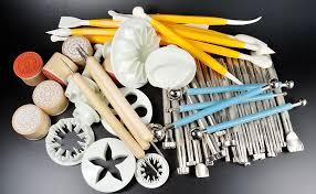 Обзор <b>инструментов для полимерной</b> глины
