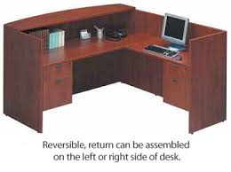 bow front desk with reception counter by ndi office furniture bow front reception counter office reception desk