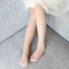 Summer New <b>Children</b> Girls Stockings Sheer Silk Ballet Stockings ...