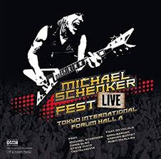 <b>Michael Schenker Fest</b> - Live Tokyo International Forum Hall A ...