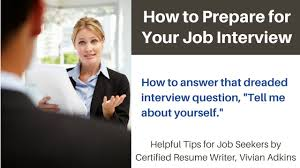 job interview tips strategies for answering the question tell job interview tips strategies for answering the question tell me about yourself