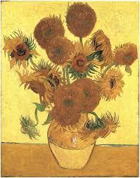 <b>Sunflowers</b> Paintings | Van Gogh Gallery