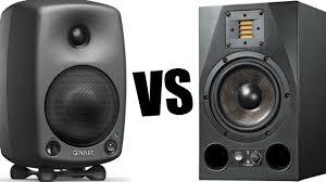 <b>Genelec</b> 8030 vs Adam A7X (тест звука, обзор <b>студийных</b> ...