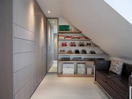 best walk in closets with sloped ceiling best lighting for sloped ceiling