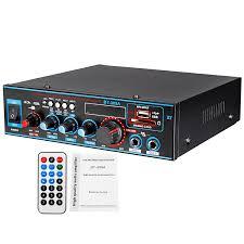 NEW <b>800W</b> 12/220V <b>HIFI 2CH</b> Power Amplifier Audio Home Theater ...