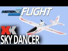 "<b>XK A700 Sky Dancer</b> Trainer 750mm (29.5"") Wingspan - RTF"