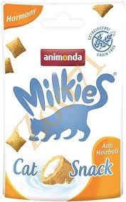 Анимонда 83119 <b>Лакомство</b> д/кошек <b>Milkies Harmony</b> Hairball для ...