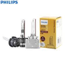 Philips Xenon Standard D1S D2S <b>D2R</b> D3S D4S <b>35W</b> Original ...