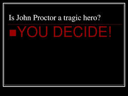 Essays for the crucible about john proctor SBP College Consulting
