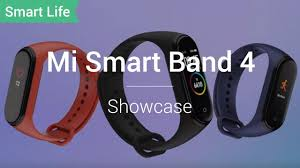 Mi <b>Smart</b> Band 4: Step Up, <b>Live</b> More - YouTube