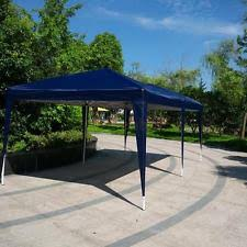 10 x 20outdoor easy pop up canopy gazebo cover wedding party tent bbq bbq wedding tent