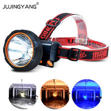 Shop JUJINGYANG <b>strong light Headlight</b> 50W <b>LED high</b> brightness ...