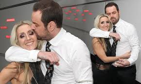 NTA Awards 2017: Danny Dyer <b>kisses</b> wife Joanne's cheek | Daily ...