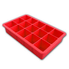 <b>Food</b> Grade Silicone Ice Cube Tray <b>14 Grids</b> Ice Cube Mold Small ...