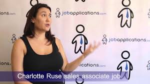charlotte russe s associate job description salary