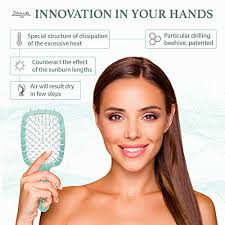 <b>Janeke Superbrush</b> Detangler Brush Anti-s- Buy Online in Brunei at ...