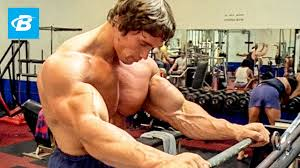 How To Train For Mass | Arnold Schwarzenegger's Blueprint ...
